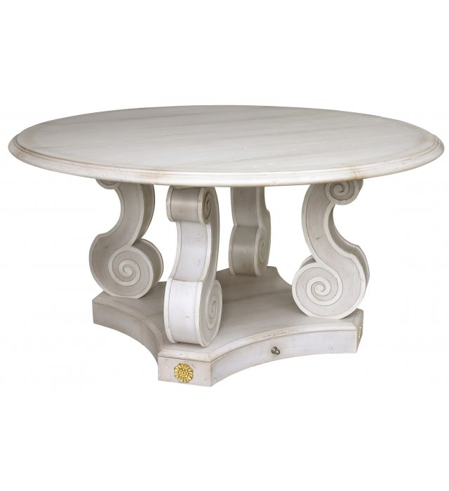 Table Ronde Baroque Tables Collection